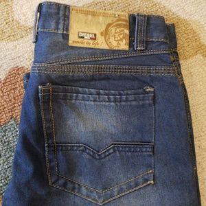 Diesel jeans Kurren men's 33 x 34